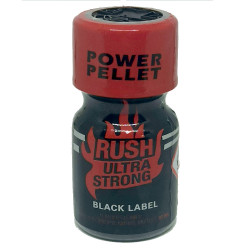 Rush Ultra Strong Black Label (10ml)