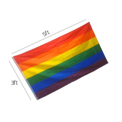 Rainbow Flag Dimensions