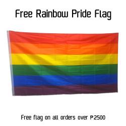 Free Rainbow Flag