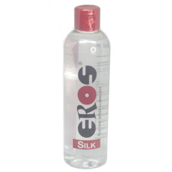 Eros Silk Silicone-based Lube 250ml