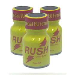 3x Rush (EU Special Edition) (10ml) Pack