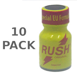 10x Rush (EU Special Edition) (10ml) Pack