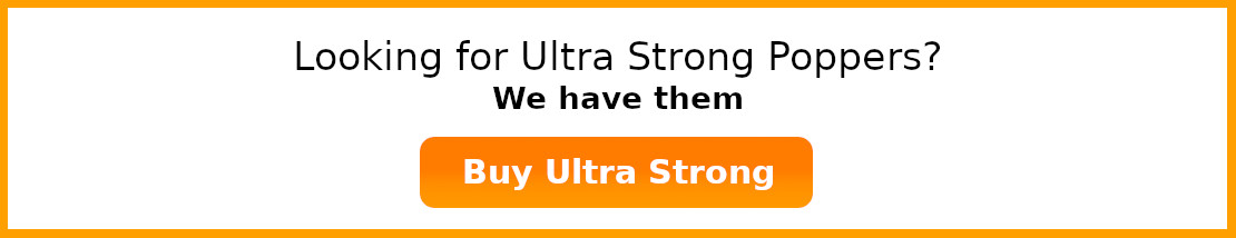Buy Ultra Strong Poppers